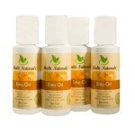 4 packs of Emu Oil - 1oz.